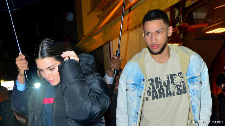 Back On! Kendall Jenner & Ben Simmons Spend Weekend Together In New York