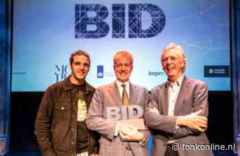 Nationaal Programma Rotterdam Zuid wint BID Positivity Award