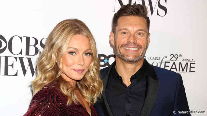 Shocking Confession: Kelly Ripa Reveals She 'Quit Drinking,' Ryan Seacrest Takes Credit