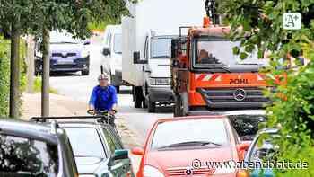 Hamburg: Elbchaussee-Umbau: Radfahrer müssen auf die Straße