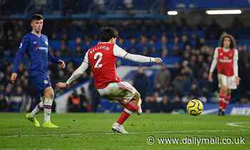Chelsea 2-2 Arsenal: Blues' home troubles continue