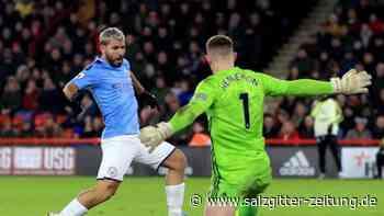 Premier League: Man City zittert sich zum Sieg bei Aufsteiger Sheffield