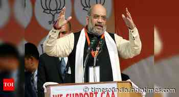 Let them protest, but we won't budge on CAA: Amit Shah