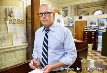 Casey Seiler named Times Union editor