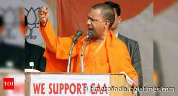 Congress behind terrorism, separatism, BJP atoning for their sins: UP CM