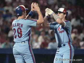 B.C.'s Larry Walker inducted into the Baseball Hall of Fame