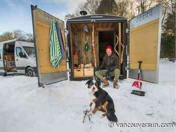 Mobile traditional Finnish sauna comes to Vancouver