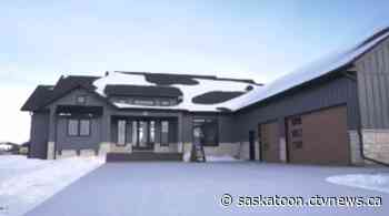 Here's the first look at Saskatoon's $1.8M, 4,400 square-foot Hospital Home Lottery show home