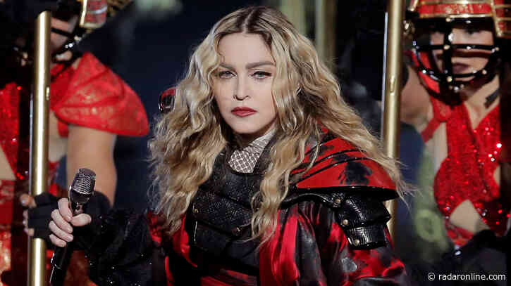 Madonna's 'Old Age' The Cause Of Several Tour Date Cancellations, Insider Claims