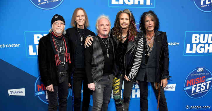 Aerosmith Says It Would Be a 'Disservice' If Joey Kramer Performed at Grammys After He Sues Band for Freezing Him Out