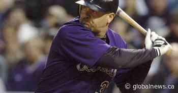 Canadian Larry Walker elected alongside Derek Jeter to baseball Hall of Fame