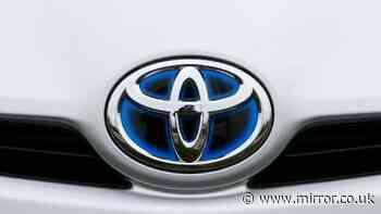 Toyota recalls 3.4 million vehicles worldwide over airbag glitch
