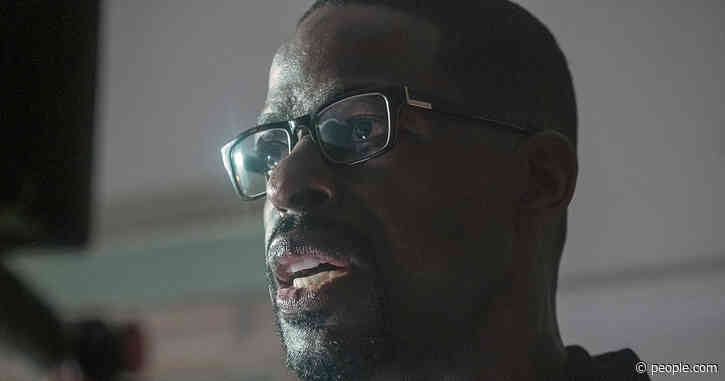 This Is Us' Sterling K. Brown Breaks Down Randall's Meltdown, Reflects on His Own Mental Self-Care