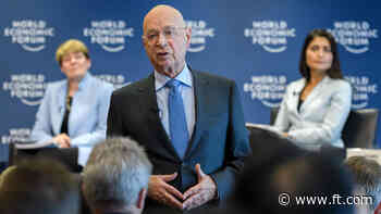 WEF's founder defends role of elite gathering
