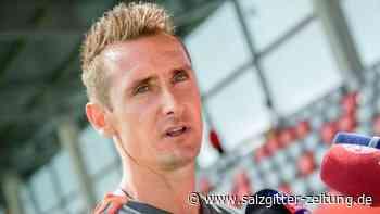 WM-Rekordtorschütze: Klose bemängelt fehlende Achse imDFB-Team