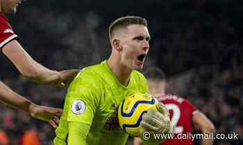 Sheffield United already in talks with Man United to take Dean Henderson on loan for third season