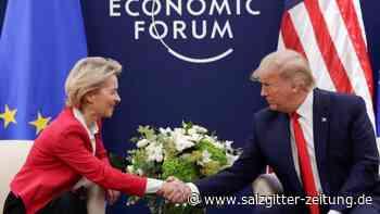 Weltwirtschaftsforum tagt: Frankreich und USA ringen in Davos um Digitalsteuer