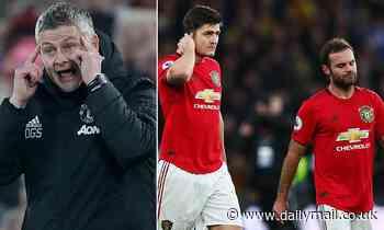 Manchester United boss Ole Gunnar Solskjaer turns to sports psychologist