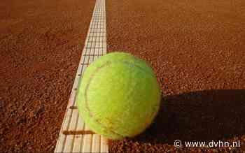 Gemeenteraad Delfzijl buigt zich over krediet van 27.000 euro voor tennisclub Watec uit Wagenborgen