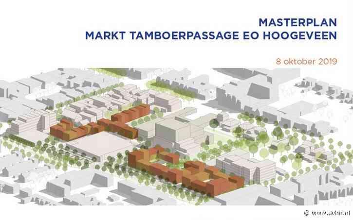 Gemeente Hoogeveen wil 116 woningen uit grond stampen op Markt; buurtbewoners zijn ongerust