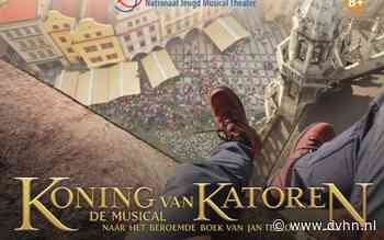 Jeugdmusical Koning van Katoren op de planken in Emmen