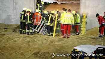 Mann erstickt bei Göttingen im Getreide-Silo