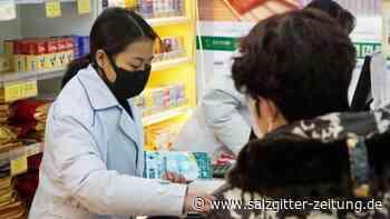 Erster Fall in den USA: Drei neue Todesfälle durch Lungenkrankheit in China