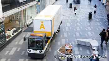 Müllentsorgung: Skandinavien: Warum die Post jetzt auch den Müll abholt