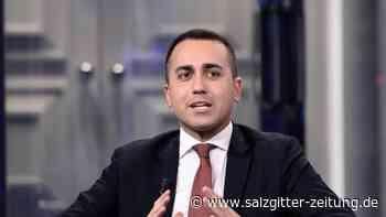 Spekulationen um Parteichef: Krise der Fünf-Sterne-Bewegung in Italien verschärft sich