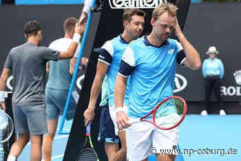 Australian Open: Krawietz/Mies scheitern bereits in Runde eins