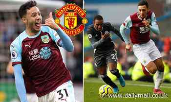 McNeil was released by Man Utd... now Burnley's dead-ball specialist is hoping to down Red Devils