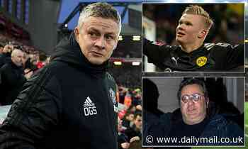 Solskjaer confirms Manchester United pulled out of Haaland deal because of Mino Raiola's demands
