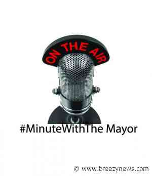 "Audio: Cockroft talks election commissioner appointments during ""Minute with the Mayor"""