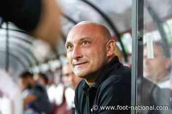 """Ajaccio : Pantaloni """"les joueurs sont prêts"""""""