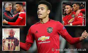 Mason Greenwood could well prove Ole Gunnar Solskjaer's saviour at Man United this season
