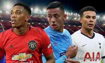 Premier League LIVE: Manchester Utd vs Burnley and Tottenham vs Norwich - scores and updates