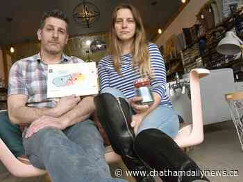 Chatham business owners helping with Australia's recovery