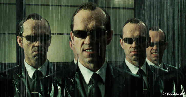 The Matrix's Agent Smith, Hugo Weaving, Says It's 'Unfortunate' He Can't Star in Fourth Film