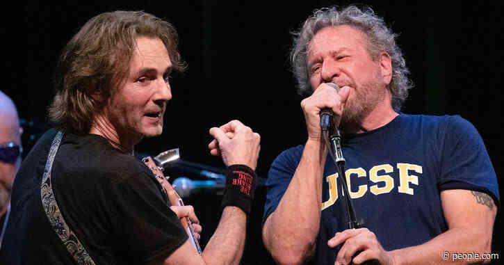 Rick Springfield and Sammy Hagar Team Up Again for Beach Bar Rum