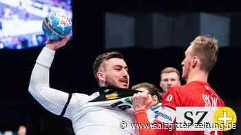 Handball-EM: Handball-EM: Deutschland müht sich gegen Tschechien zum Sieg