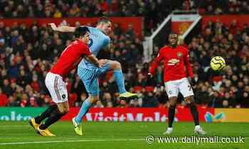 Premier League RECAP: Manchester Utd 0-2 Burnley and Tottenham 2-1 Norwich