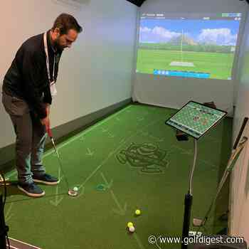 PGA Show 2020: You can now rent (or own) your own robotic putting simulator unit (if you have the money)