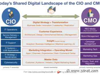 The evolving role of the CIO and CMO in customer experience