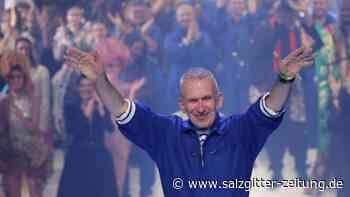Großes Staraufgebot: Jean Paul Gaultiers spektakulärer Abschied vom Laufsteg