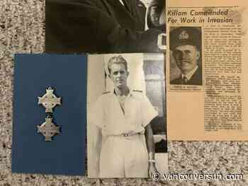 Medals belonging to Vancouver-born naval hero back in family hands