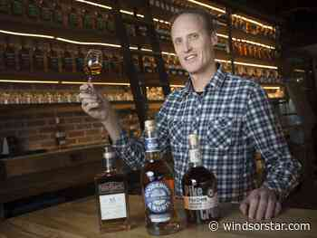 Windsor whiskies take top honours at Canadian Whisky Awards