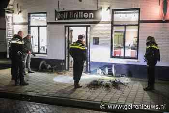 Ramkraak op Rolf Brillen in Elst