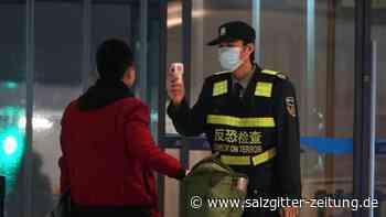 Virusausbruch in China: Angst vor Lungenkrankheit: Millionenstadt Wuhan abgeriegelt