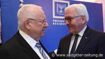 Steinmeier in Israel: Staatsgäste aus fast 50 Ländern bei Holocaust-Gedenken