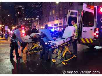 One woman dead, seven injured – including child – in downtown Seattle shooting